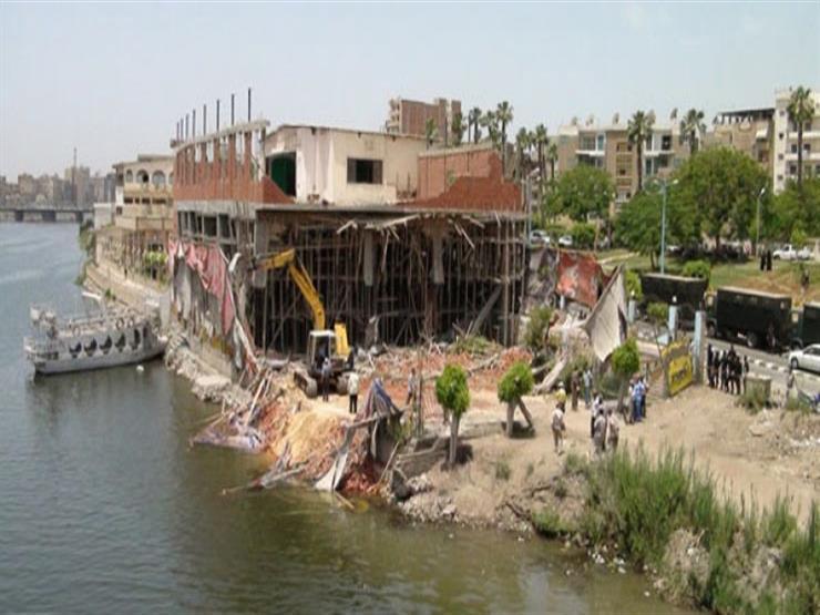 الداخلية: إزالة 618 حالة تعد على أملاك الدولة ونهر النيل في 11 محافظة