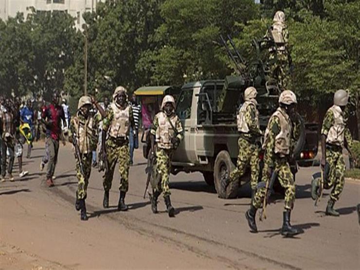 العربية الحدث: مقتل 26 عسكريا داخل مقر قيادة الجيش في بوركينا فاسو