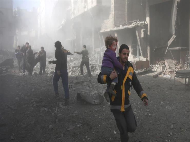 السعودية تدين ما يحدث في الغوطة الشرقية من انتهاكات للقانون الدولي