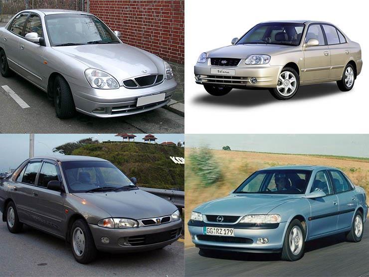 10 سيارات أوتوماتيك مستعملة أسعارها أقل من 100 ألف بينها مصراوى