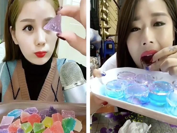 بالفيديو.. ظاهرة تناول الفتيات للثلج تجتاح الصين.. ما السبب؟