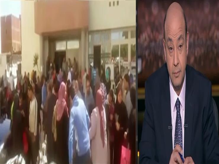وزير التعليم يكشف لـ أديب  سر انتشار شائعات تسمم الطلاب من ا...مصراوى