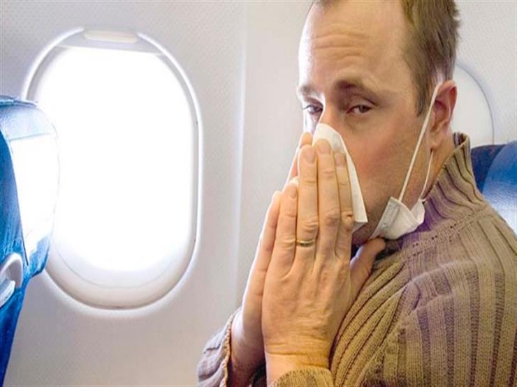 دراسة: في الطائرة.. تجنبوا الجلوس بجوار مسافرين مرضى