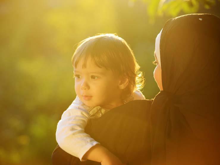 الأم هي السر وراء كل إتزان ونجاح والقدرة على مواجهة الصعاب..