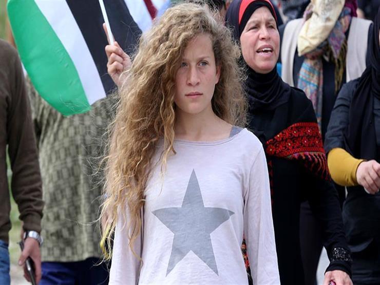 والد عهد التميمي عن الحكم بحبسها:  لم ننتظر عدلًا من محكمة ا...مصراوى