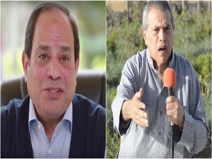 توفيق عكاشة يكشف سبب خلافه مع الرئيس السيسي -فيديو