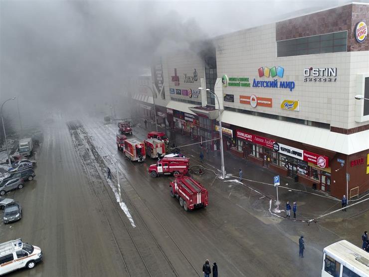 بعد أسبوعين من حادث مماثل.. وفاة 3 أشخاص في حريق بمستشفى في روسيا