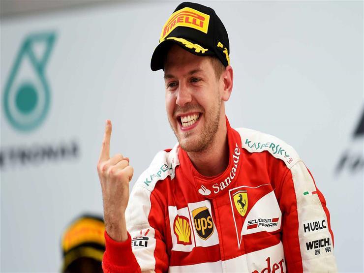 """""""فيتيل"""" يفوز بلقب سباق أستراليا لفورمولا-1"""