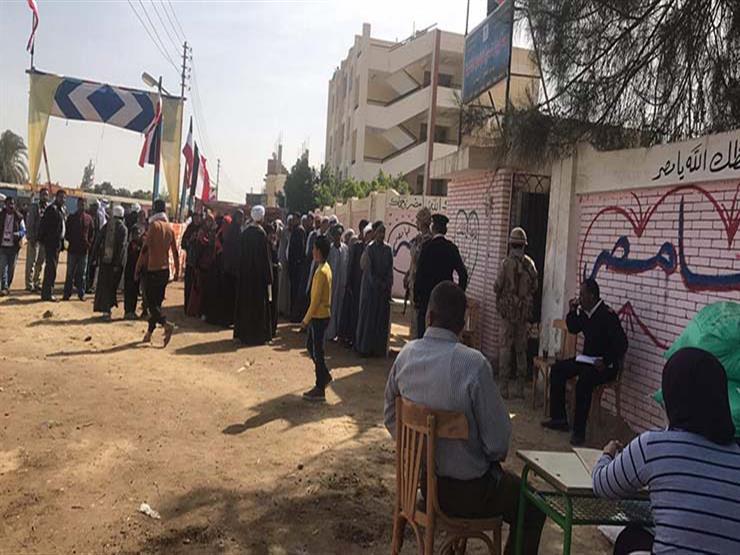 محافظ الإسكندرية يكلف رؤساء الأحياء بتفقد اللجان للاطمئنان على سير الانتخابات