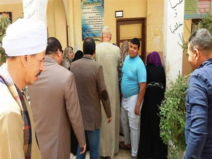 """""""الوطنية للانتخابات"""": وفاة ناخب عقب الادلاء بصوته في سوهاج"""