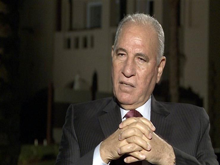 """أحمد الزند: """"مبارك أمضى عمره في خدمة الوطن""""- فيديو"""