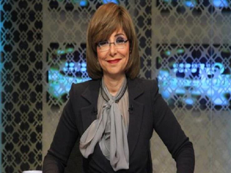 """لميس الحديدي عن الرقص أمام لجان الانتخابات: """"انبسطوا يا مصريين"""" - فيديو"""