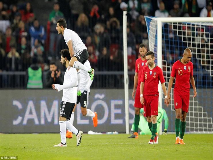 مباشر.. مصر 0-0 اليونان.. مباراة ودية...مصراوى