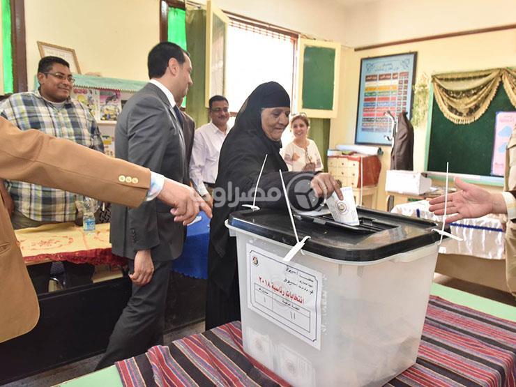 """""""القومي لحقوق الإنسان"""": انتظام سير الانتخابات في اليوم الثاني للتصويت"""