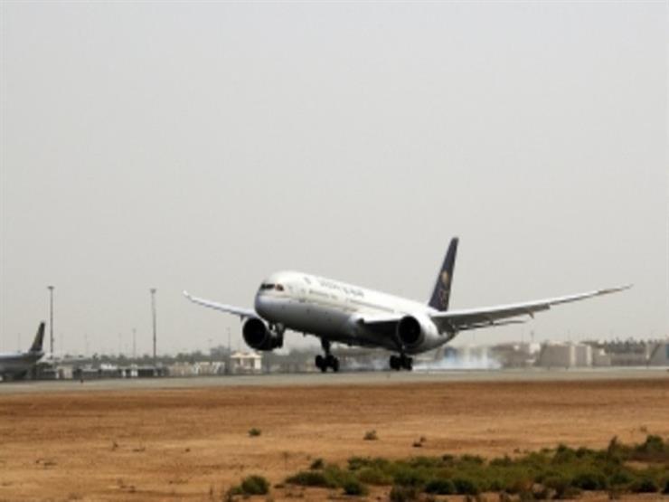 هبوط اضطراري لطائرة سعودية بالمطار لإنقاذ حياة رضيع