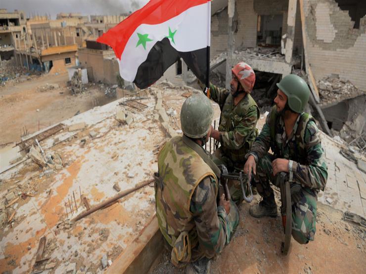 المرصد: تقدم ميداني لقوات النظام السوري في الغوطة الشرقية المحاصرة