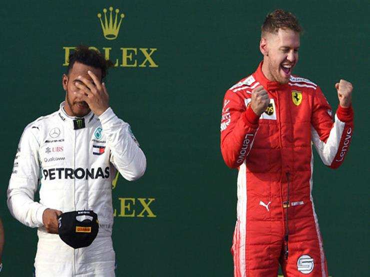 """مرسيدس تكشف عن الخطأ الذي تسبب في خسارة هاميلتون بـ""""فورمولا1"""""""