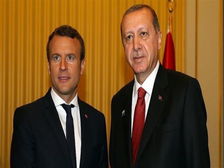 أردوغان وماكرون يبحثان هاتفيا الملف السوري