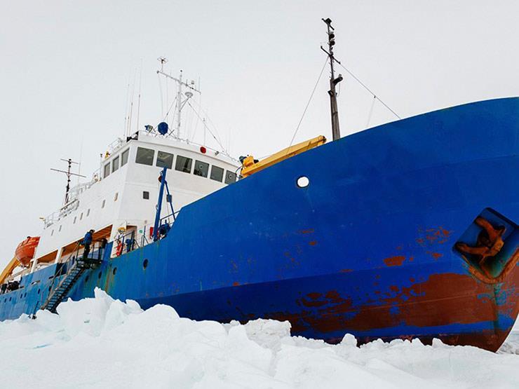 وفاة قبطان اسباني في القطب الجنوبي إثر سقوطه من سفينة أبحاث قطبية