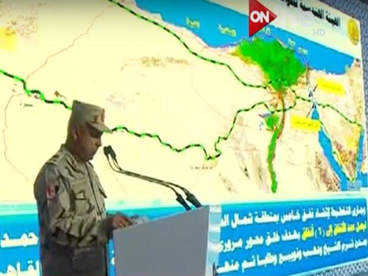 الوزير: اختصار وقت عبور قناة السويس لـ20 دقيقة