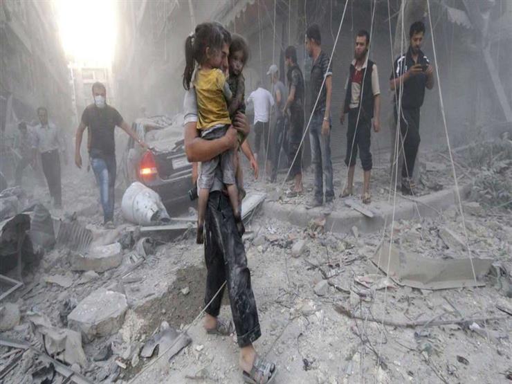 المرصد السوري: ارتفاع حصيلة قصف الغوطة الشرقية إلى 68 قتيلا