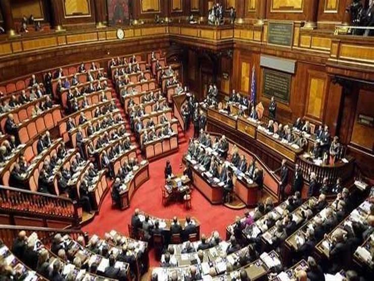 أحزاب مجلس الشيوخ الإيطالي تلتقي لمناقشة تصويت بحجب الثقة عن الحكومة