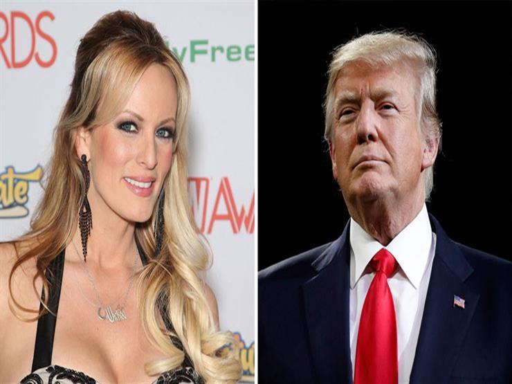 نجمة الأفلام الإباحية تقاضي ترامب وتطالب ببطلان اتفاقية السرية