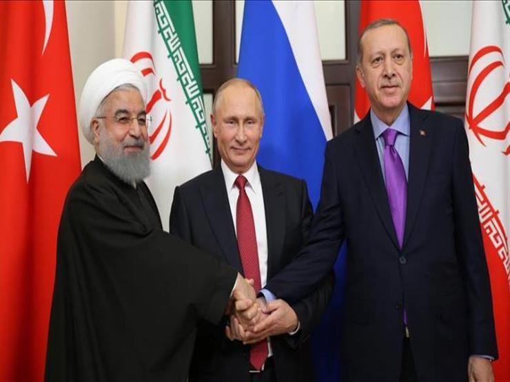 القمة التركية الإيرانية الروسية ستعقد في إسطنبول أبريل المقبل