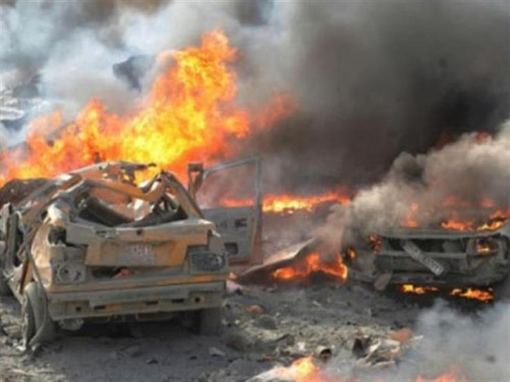 عشرات القتلى والجرحى في تفجير سيارة مفخخة شرقي حلب السورية