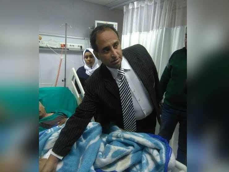 وكيل وزارة الصحة بشمال سيناء يتفقد مستشفيات العريش...مصراوى