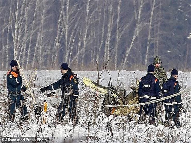 تسجيلات تكشف لغز السقوط.. آخر ما قاله قائد الطائرة الروسية المنكوبة