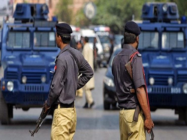 مقتل وإصابة 2 من الشرطة الباكستانية في حادث إطلاق نار