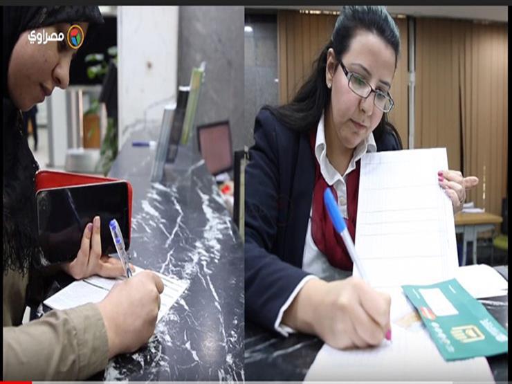 بالفيديو- كيف تشتري شهادة أمان المصريين؟.. معايشة داخل البنك