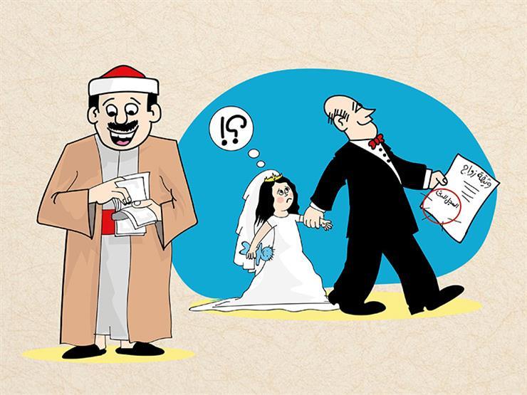 """""""زواج شبه رسمي"""".. مأذونون يصدرون وثائق غير مسجلة في الأحوال المدنية"""