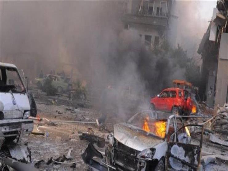 انفجار سيارة مفخخة عند بوابة للجيش بمدينة اجدابيا الليبية