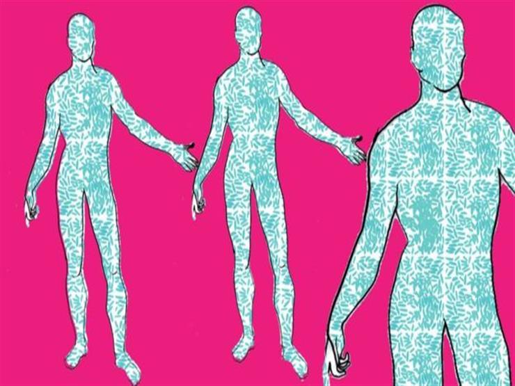 """أكثر من نصف جسم الإنسان """"ليس بشريا"""""""