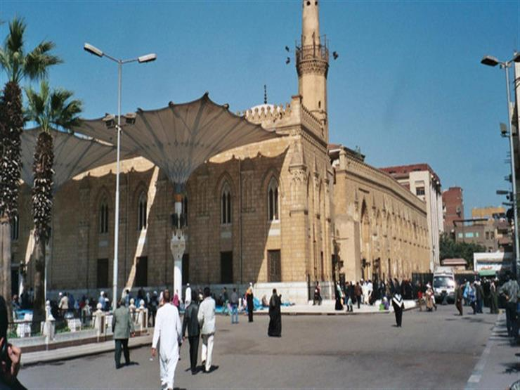 """""""الأوقاف"""": لا صحة لبث الأذان الشيعي بمسجد الحسين"""