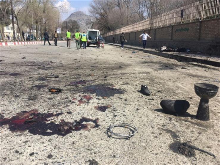 داعش يعلن مسؤوليته عن تفجيرين من ثلاثة في العاصمة الأفغانية كابول