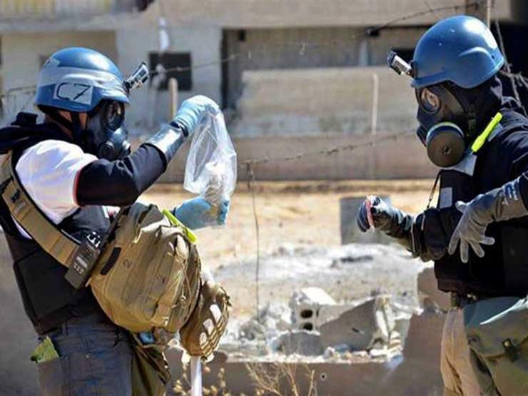 منظمة الأسلحة الكيميائية: نتائج تحقيق هجوم سوريا لن تكون سريعة