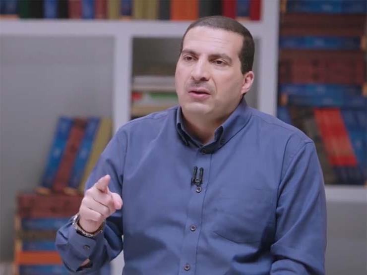 عمرو خالد يوضح سبب حدوث زلازل بعد سقوط الأمطار