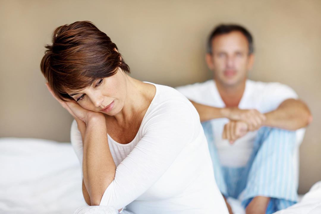 31d476da0dfd1 هل يؤثر انقطاع الطمث على العلاقة الجنسية؟