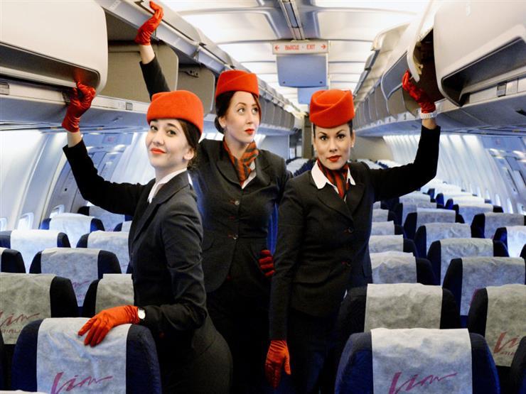 6 أمراض مهنية تتعرض لها مضيفات الطيران..تعرف عليهم