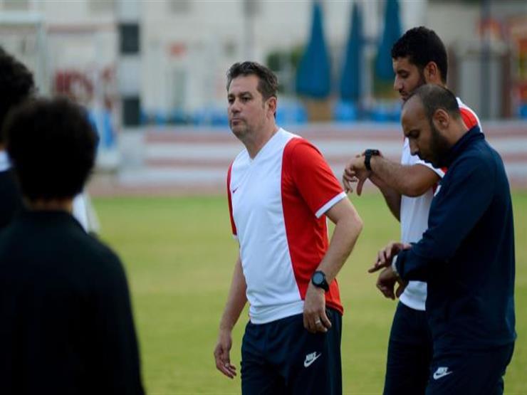خالد جلال يقود مرانه الأول كمدرب للزمالك بعد رحيل جروس