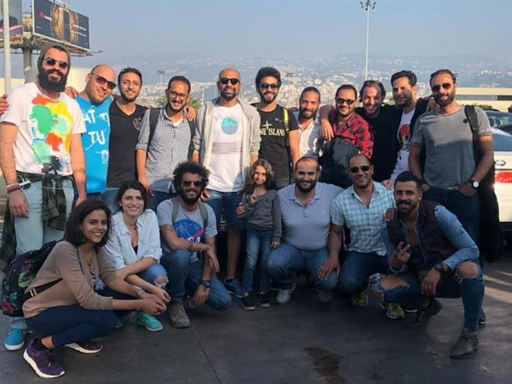 """19 أبريل.. فريق """"الرحلة"""" يغادر بيروت إلى القاهرة"""