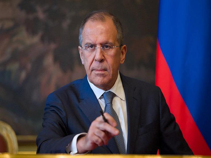 لافروف: الهجوم على سوريا دمر بقية الثقة بين روسيا والغرب