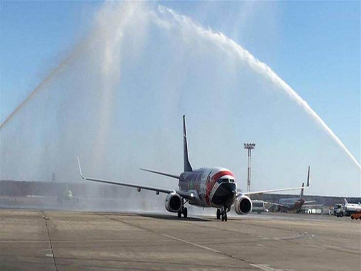 بعد الطائرة المصرية في روسيا.. 4 حالات لرش الطائرة بالماء