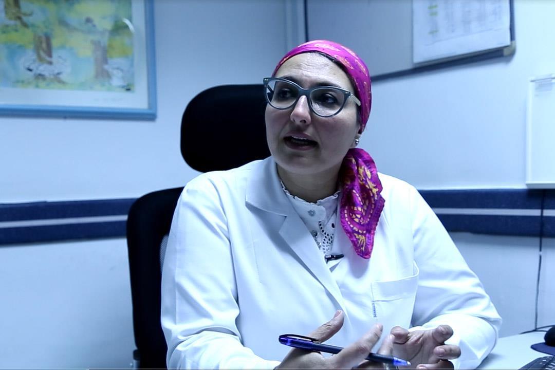 مروة القصبي: علاج «الشفة الأرنبية» يحتاج لـ3 جراحات أساسية.. (حوار)