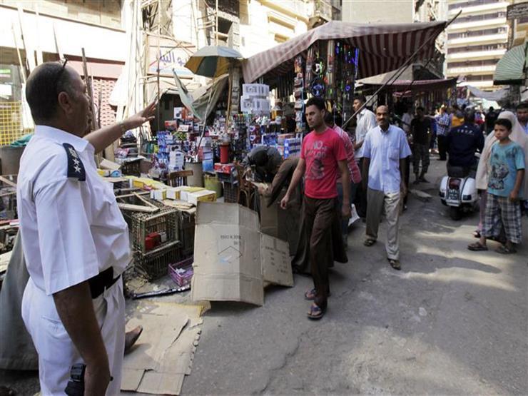 نائب محافظ القاهرة: لن نسمح بعودة الباعة الجائلين في الموسكي...مصراوى