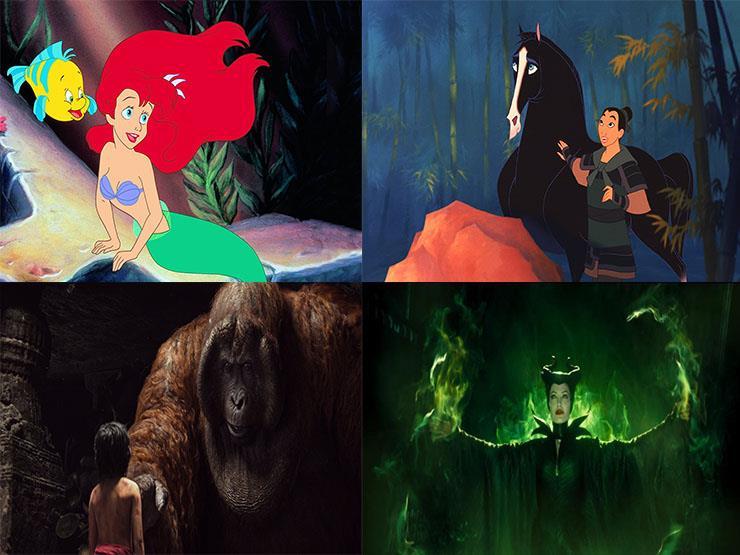 """منها """"Lion King"""" و""""Aladdin"""" و""""Pinocchio""""..""""ديزني"""" تُحيي كلاسيكياتها في نسخ جديدة"""