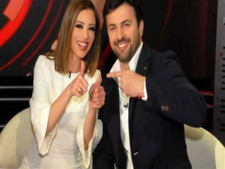 تيم الحسن وزوجته الإعلامية وفاء الكيلاني ينتظران مولودهما ال...مصراوى